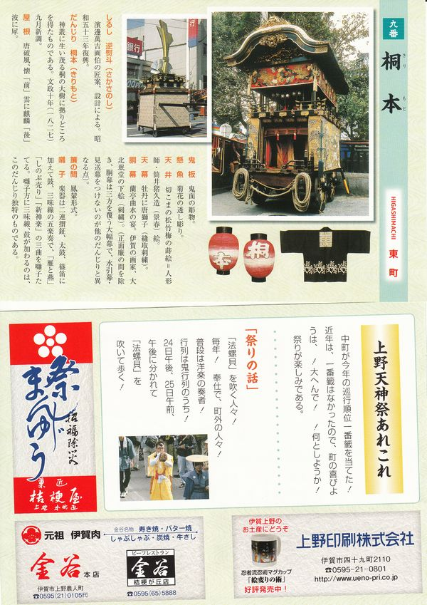 上野天神祭8