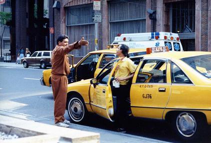 タクシーカラー