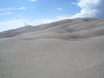 砂漠と子供達