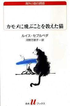 猫とカモメ
