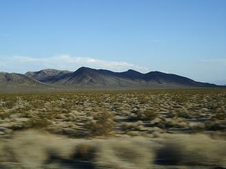 カリフォルニア砂漠