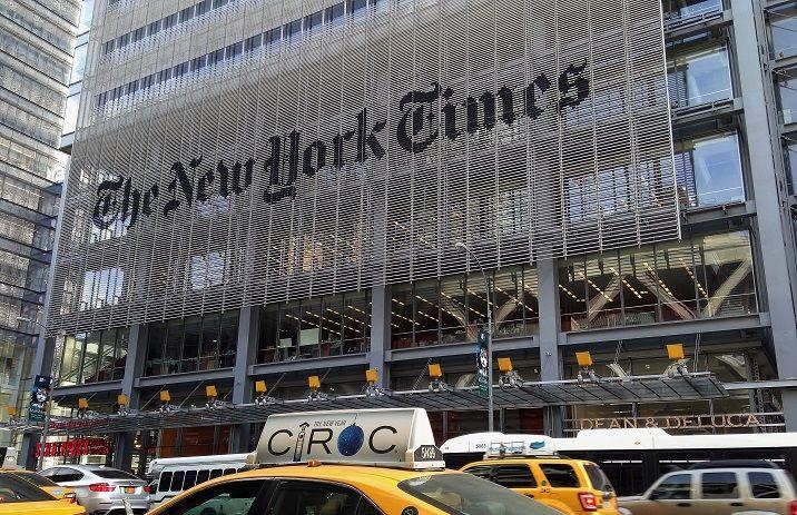 NYT本社