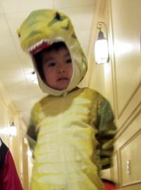 T-Rexだよ!