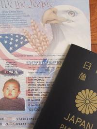 日米パスポート