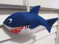 サメ、完成!