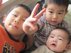 だんご3兄弟