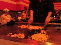 Hibachi料理