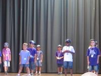 1st Grade Boys