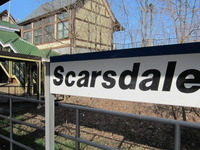Scarsdale駅