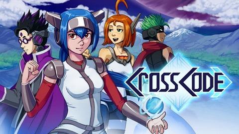 CrossCode-title
