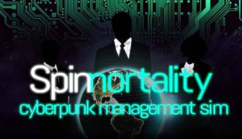 Spinnortality-cyberpunk-management-sim-Free-Download