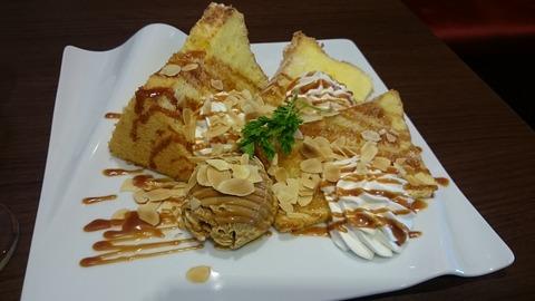 シフォンケーキ専門店『シンフォニーシフォン』へ訪問