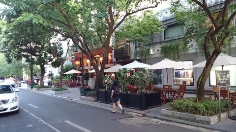 独身のベトナム旅行記 ハノイのPRESS CLUBにてディナー Vol.12
