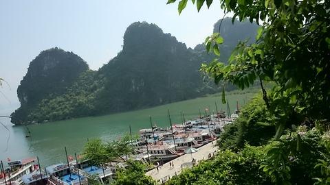 独身のベトナム旅行記 ハロン湾で雨の瞬間に遭遇 Vol.9