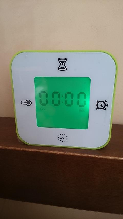 便利な多機能時計  IKEA