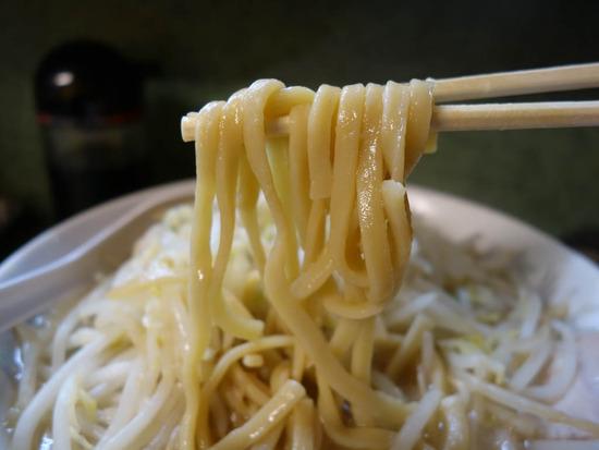 小滝橋二郎の麺