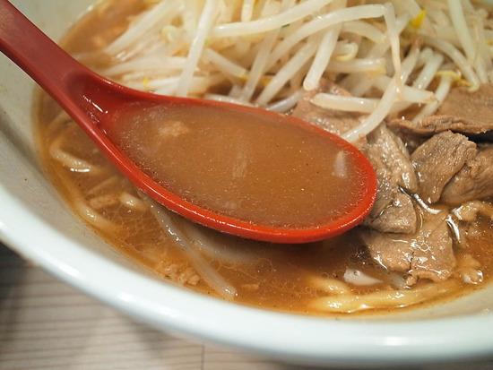 醤油スープ
