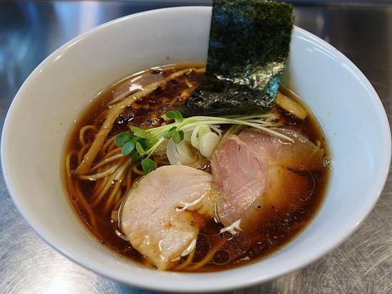 鰹×鶏らー麺@RAIK