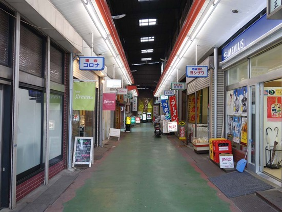 百合ヶ丘駅前商店街2