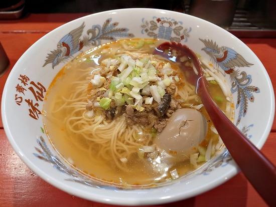 味仙担仔麺