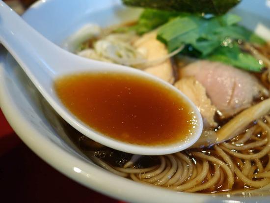 柚子醤油スープ