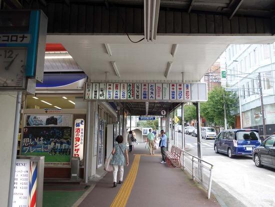 百合ヶ丘駅前商店街1