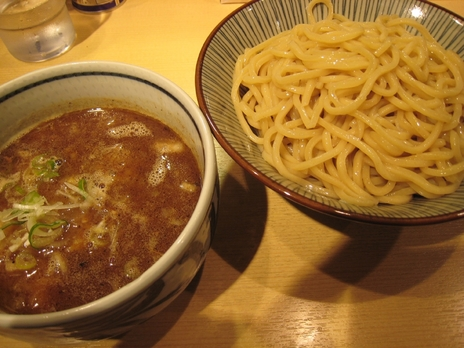 つけ麺翼〜つばさ〜200811濃厚つけ麺