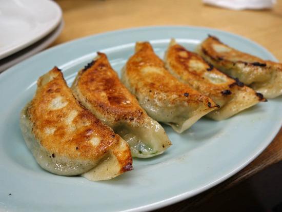 焼餃子(ニラ玉)