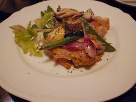 ライオンのいるサーカス@恵比寿の肉料理1