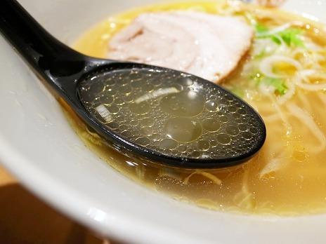 五代目けいすけ@新宿ルミネエスト(LUMINE)のスープ
