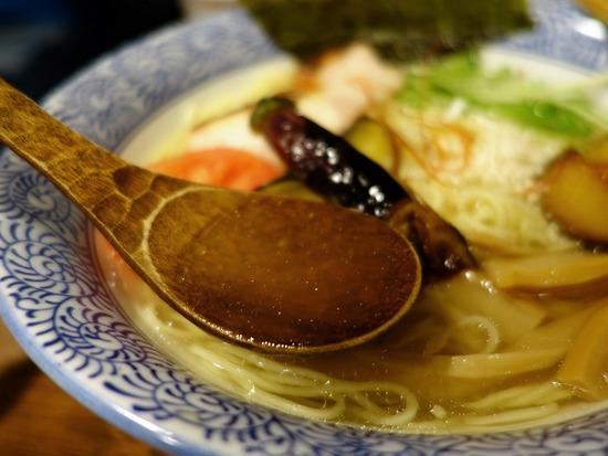 鶏そばそると@下北沢のスープ
