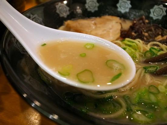 俺式の豚骨スープ
