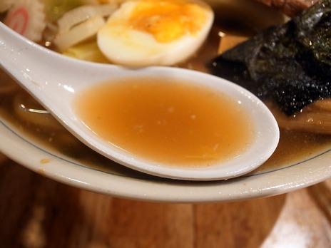 飯田橋大勝軒のスープ