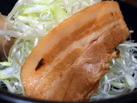 麺屋武心@下高井戸のチャーシュー
