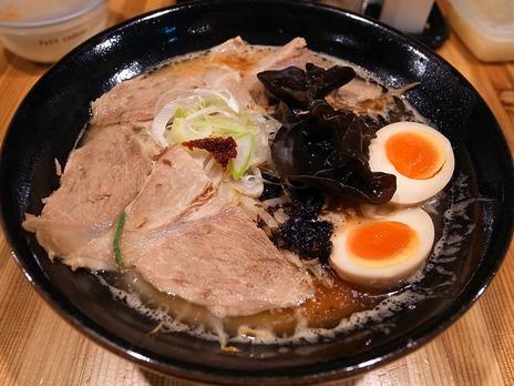 麺匠克味味噌
