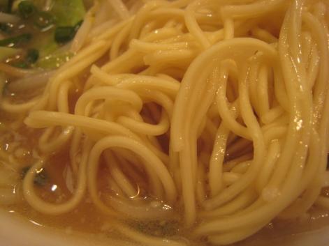 麺や福十八200808麺