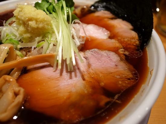 幡ヶ谷の生姜らぁ麺