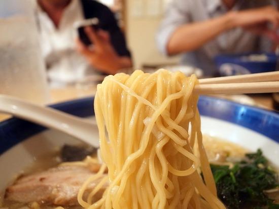 飯田橋恵山の麺