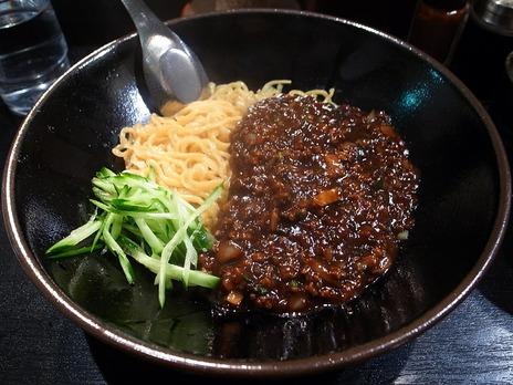 豪快@笹塚のジャージャー麺