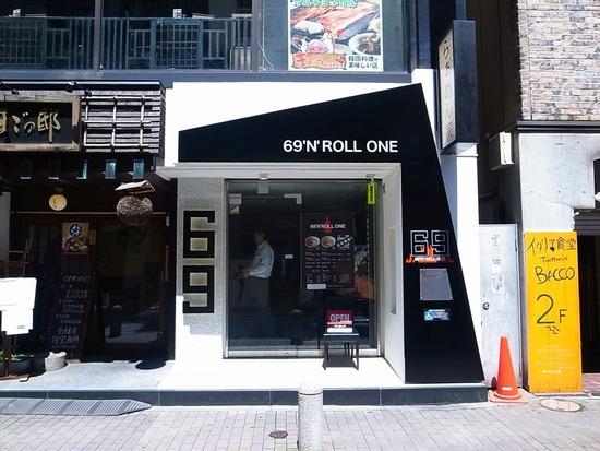 69'N'ROLL ONE@赤坂