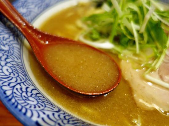 あごだし醤油スープ