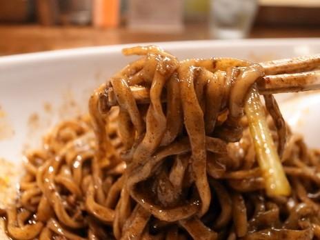 四川担担麺阿吽(湯島)麺