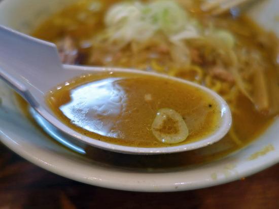 純連味噌スープの写真