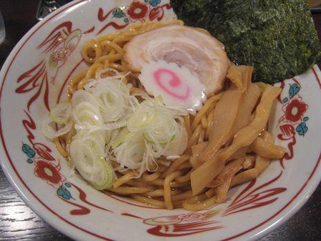 ぶぶか(高田馬場)油そば(590円)