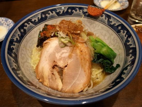 けんけん@葛飾区の油香麺