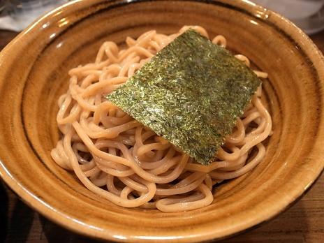 つけ麺えん寺(吉祥寺)極太胚芽麺