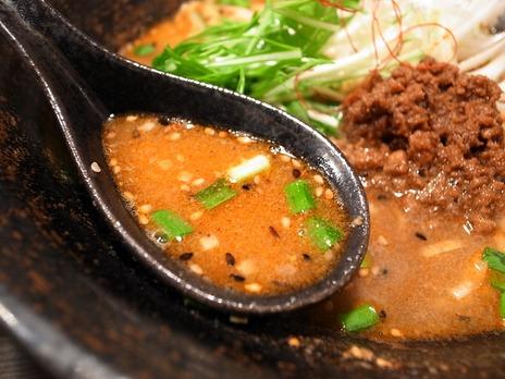 担担麺香氣@経堂のスープ