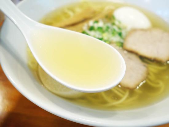 五稜郭塩スープ