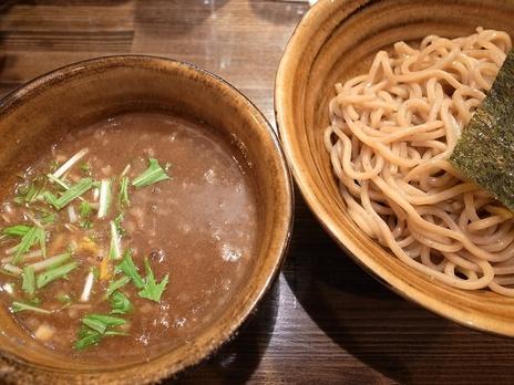 つけ麺えん寺(吉祥寺)ベジポタ味玉つけ麺