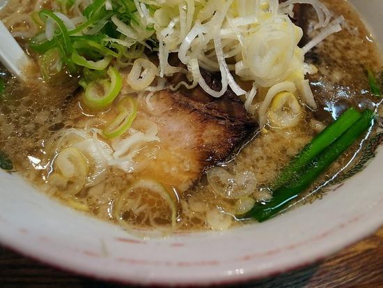 伊太八の正油叉焼麺